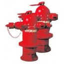 2 way pillar hydrant Machino Coupling