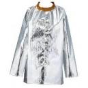 Mantel aluminized