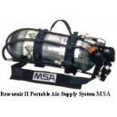 MSA Rescueair II Portable Air Supply System