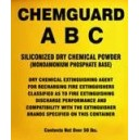 Bubuk obat racun api ABC chemguard