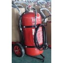 Pryochem pemadam api ringan Trolley 50 kgs