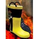 Sepatu safety pemadam harvik